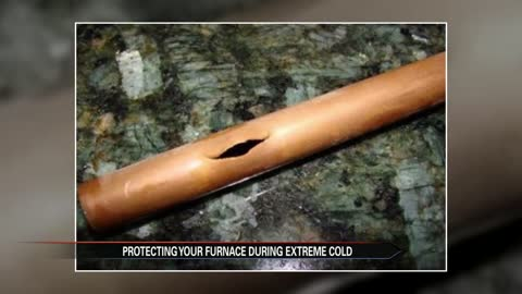 Prevent freezing pipes with these tips
